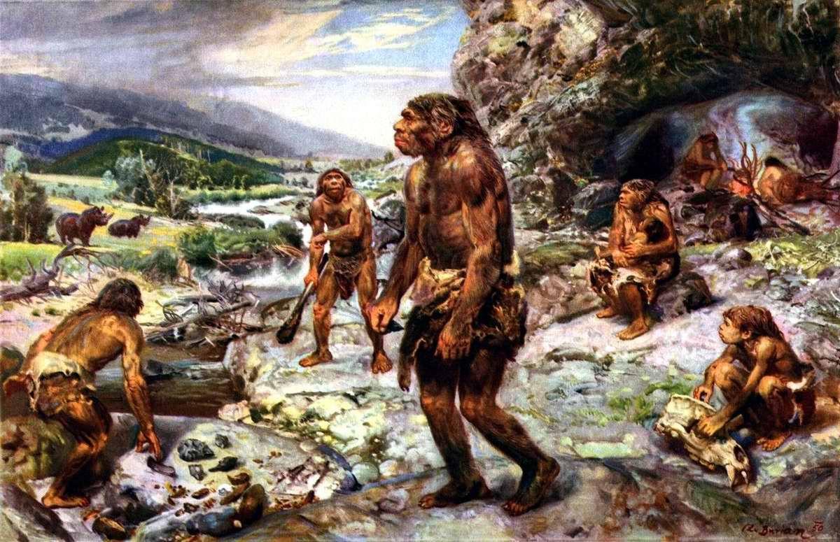 Первые кроманьонцы Европы жили в условиях субарктического климата