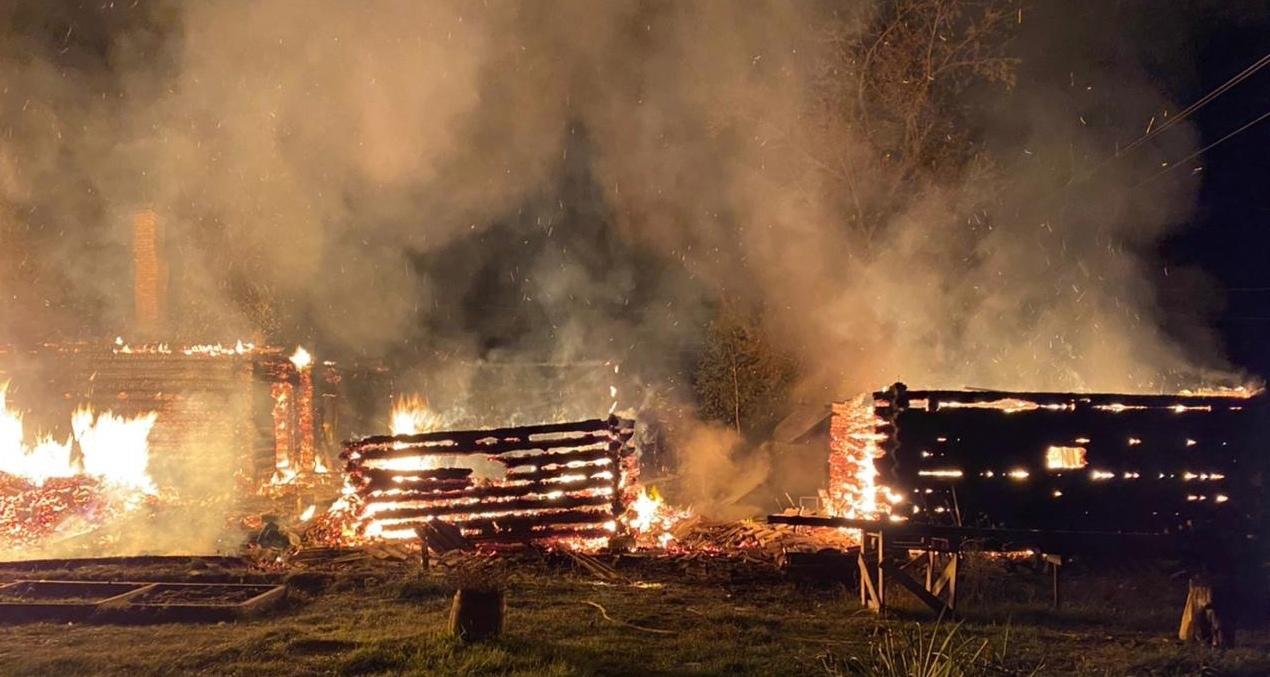 В Марий Эл за неделю произошло 30 пожаров