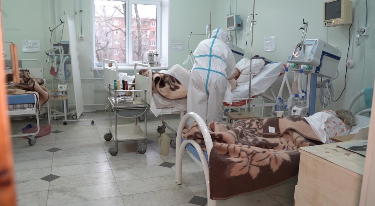 В Марий Эл за сутки от коронавируса умерли еще 6 человек