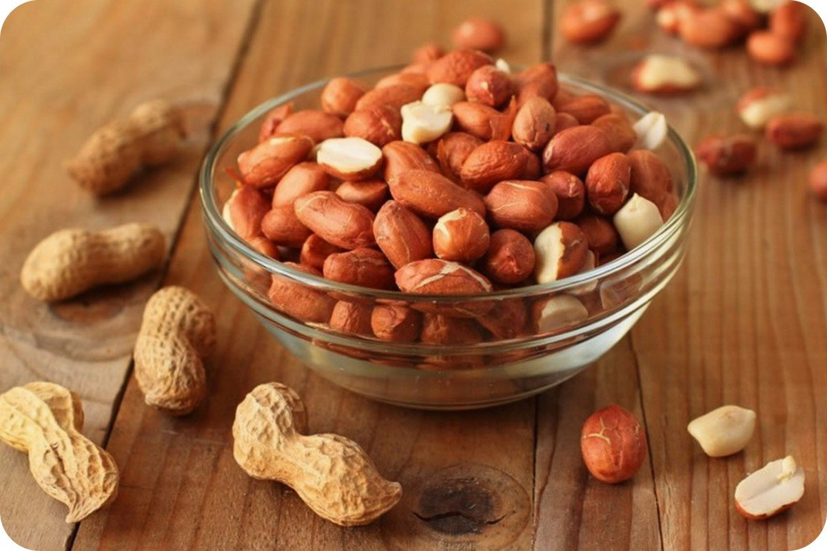 5 зёрен арахиса в день помогут снизить риск развития инсульта на 16%