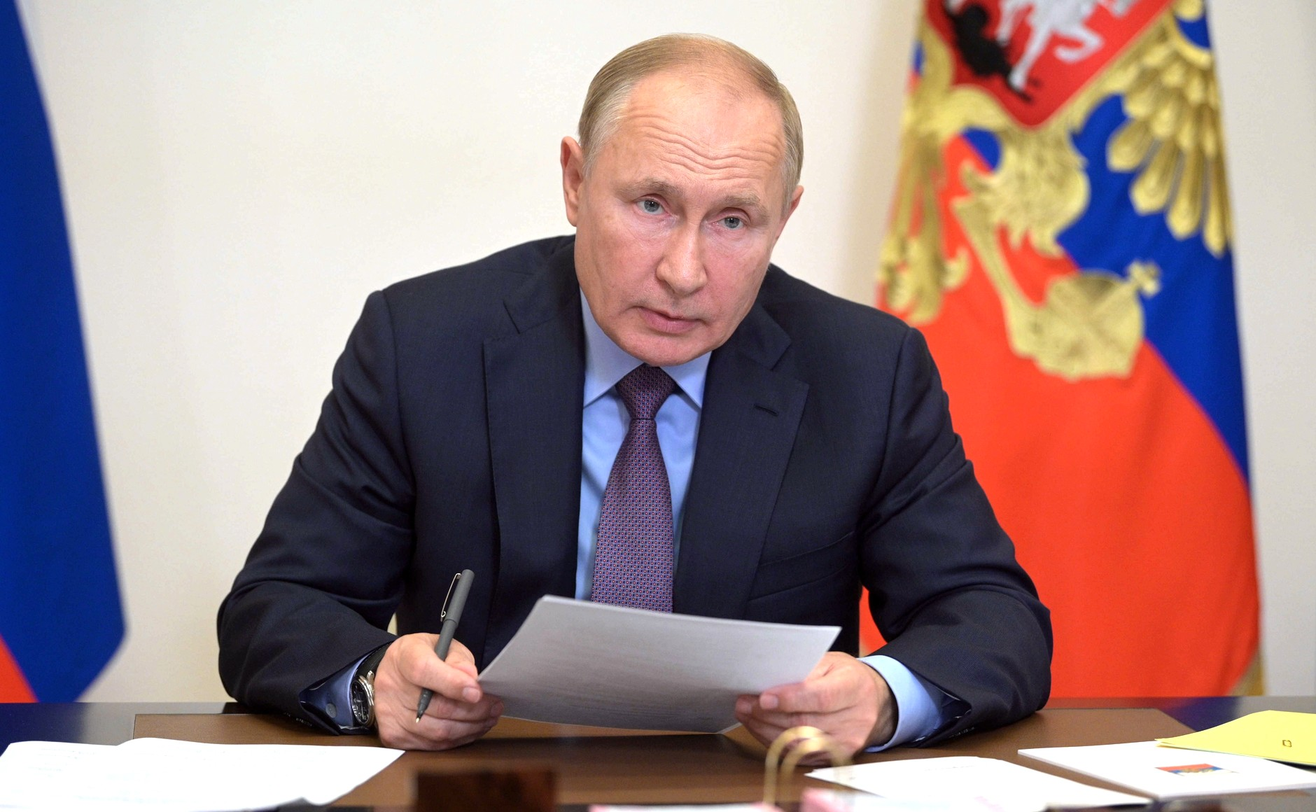 Путин озвучил важные инициативы Единой России