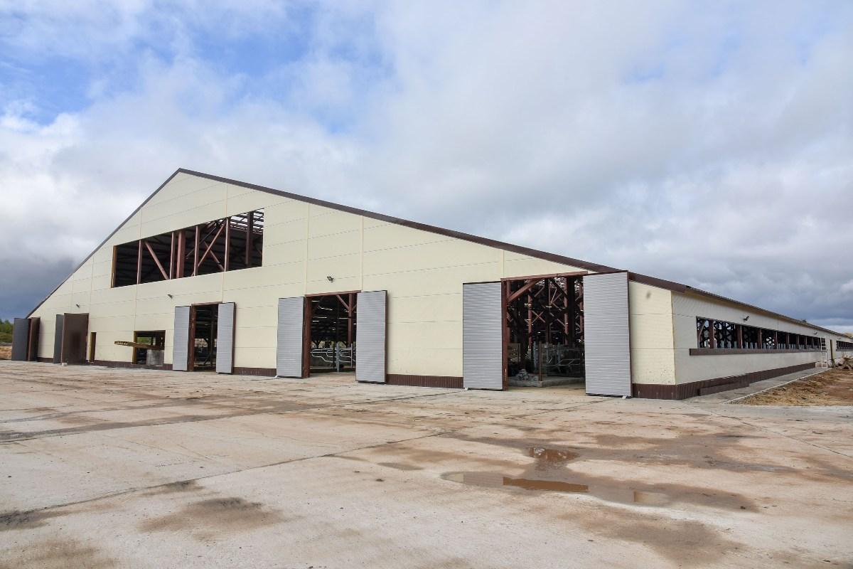 В Новоторъяльском районе Марий Эл реализуется крупный инвестпроект в сфере АПК