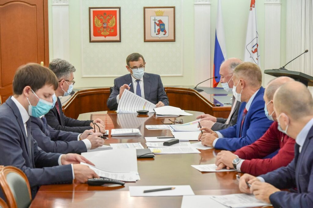 Более 1,3 млрд рублей потребует реализация 3 инфраструктурных проектов Марий Эл