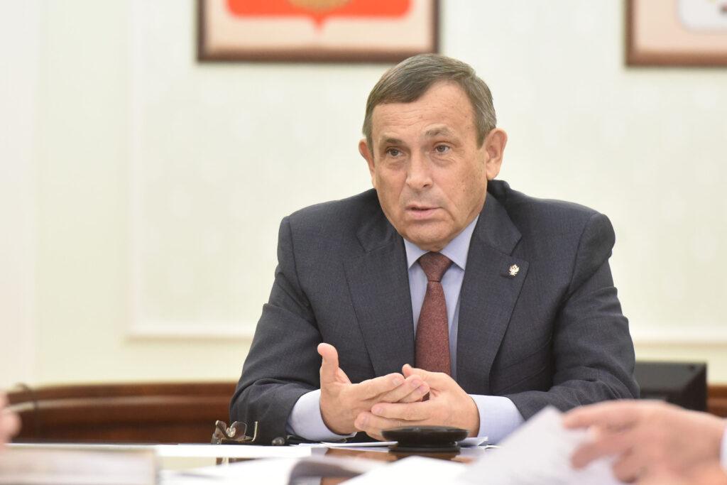 Глава Марий Эл рассказал о реализации индивидуальной программы развития республики