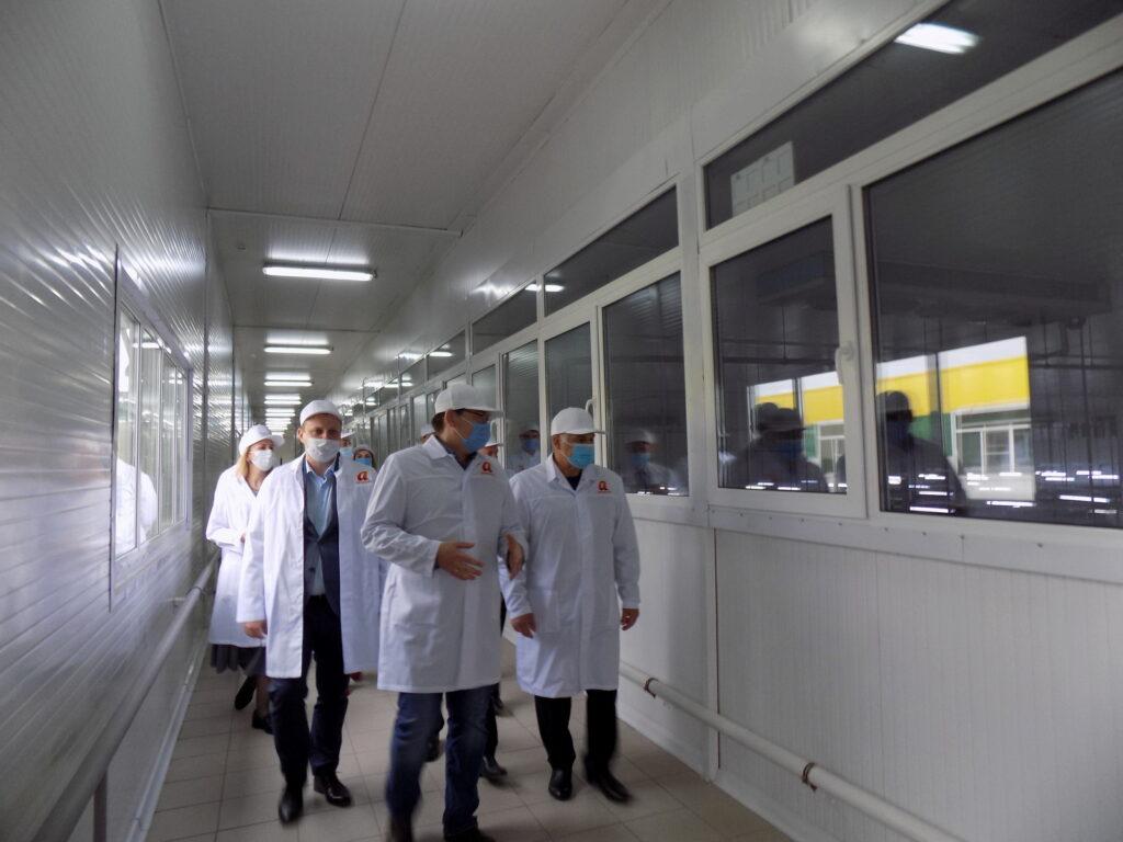 Сенатор Сергей Мартынов рассказал о значимости качественных продуктов