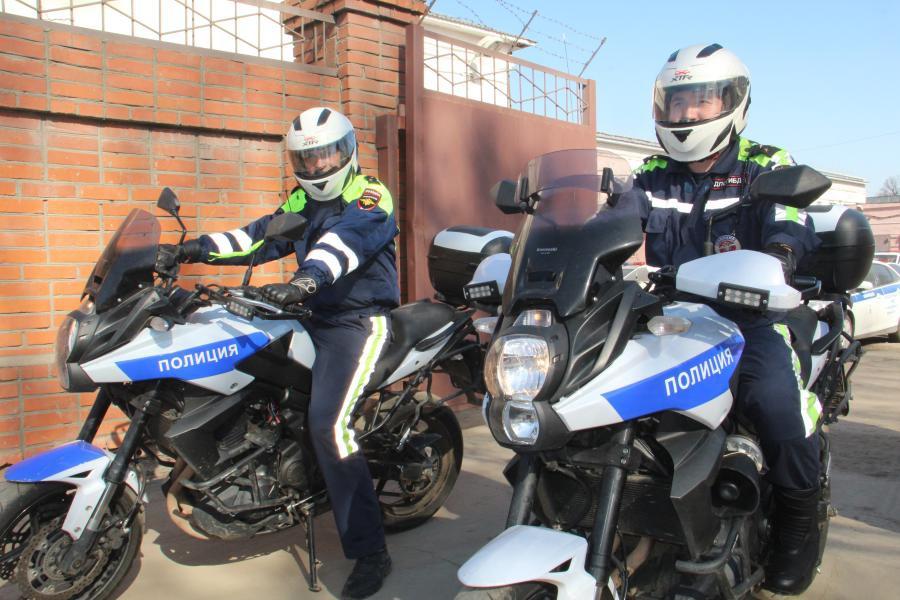 Мотоциклисты ГИБДД пресекли 270 нарушений за пять месяцев