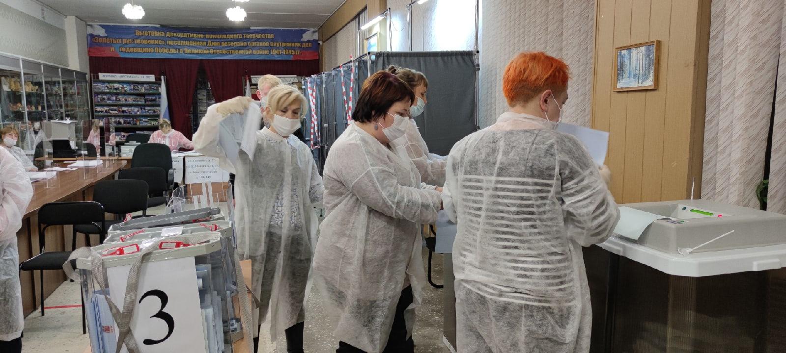 Наблюдатель Валентин Севастьянов рассказал о первом дне голосования в Йошкар-Оле