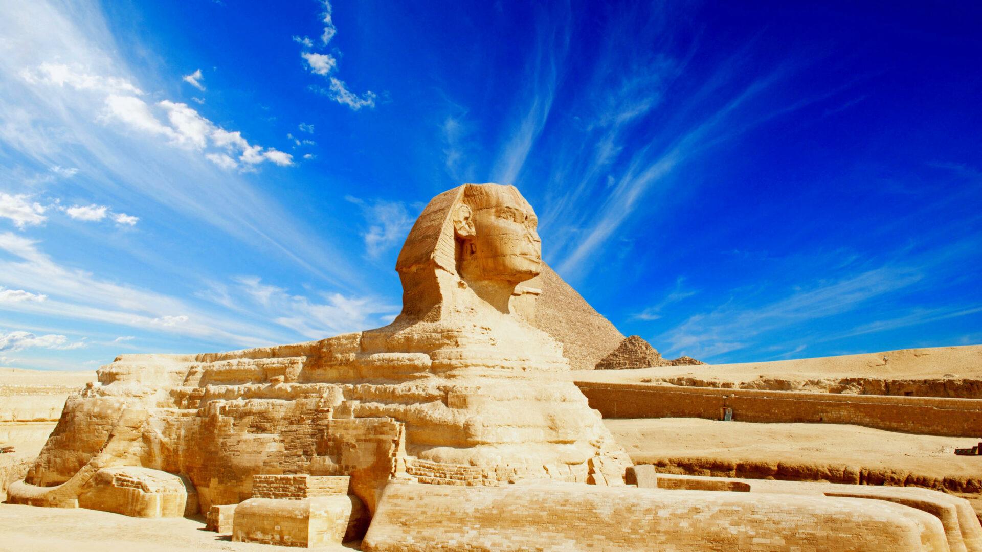 Стало известно, какие тайны до сих пор продолжает скрывать египетский Сфинкс