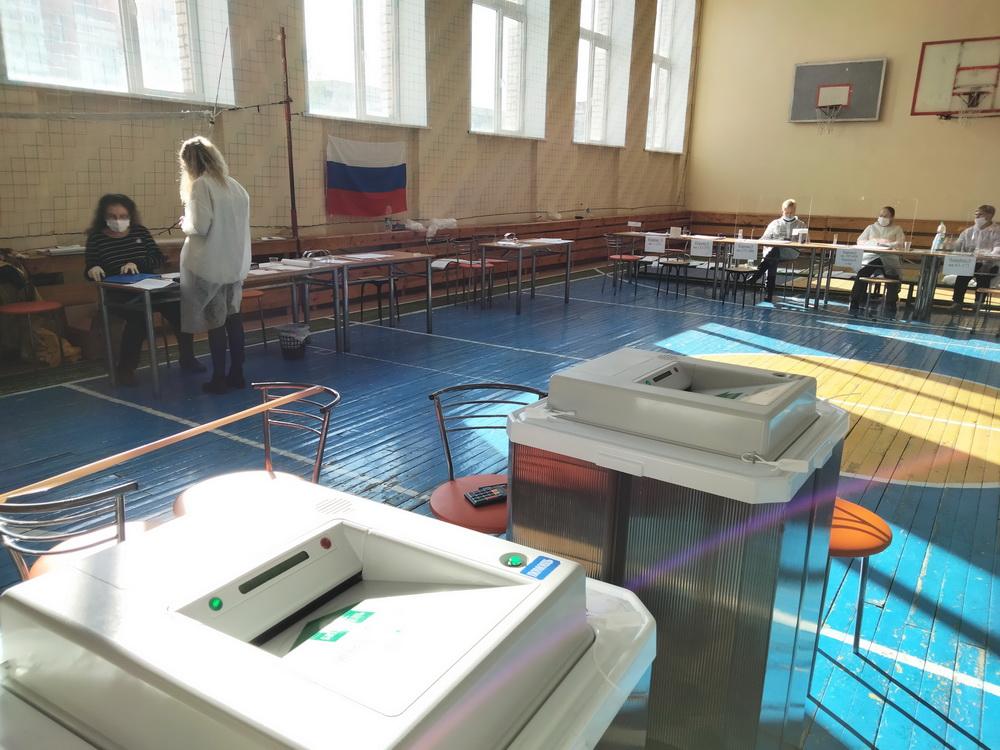 В Марий Эл на выборах обработали пятую часть протоколов