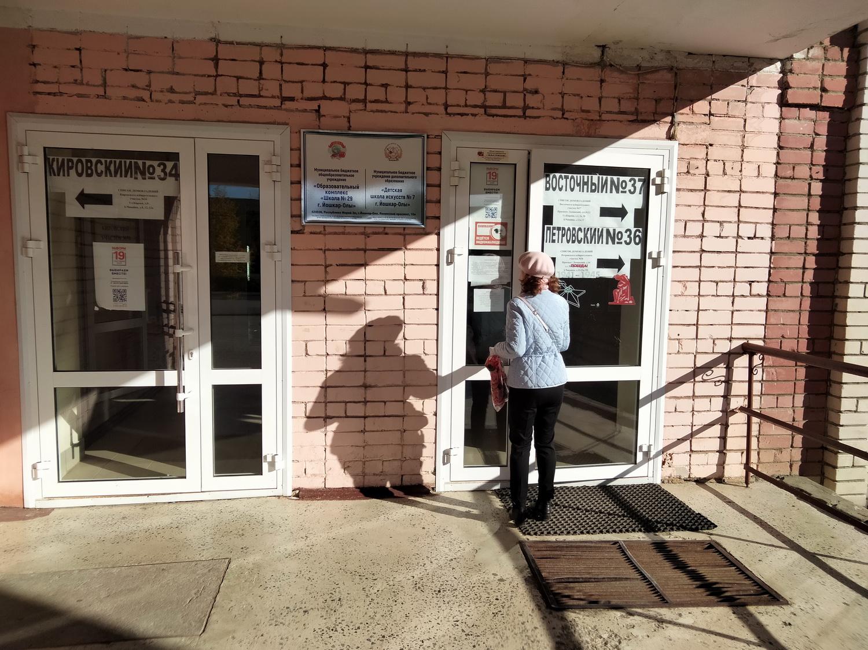 «Процедура голосования избирателям знакома»: председатель УИК в Йошкар-Оле рассказала о первом дне выборов