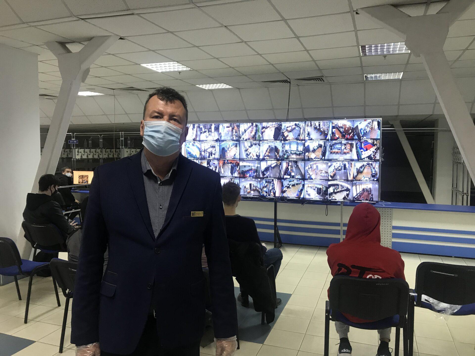 Сергей Дружинин рассказал о работе Центра общественного наблюдения в Йошкар-Оле