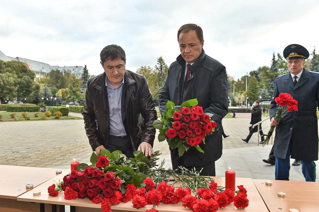 Полпред ПФО посетил Пермь в связи с трагедией