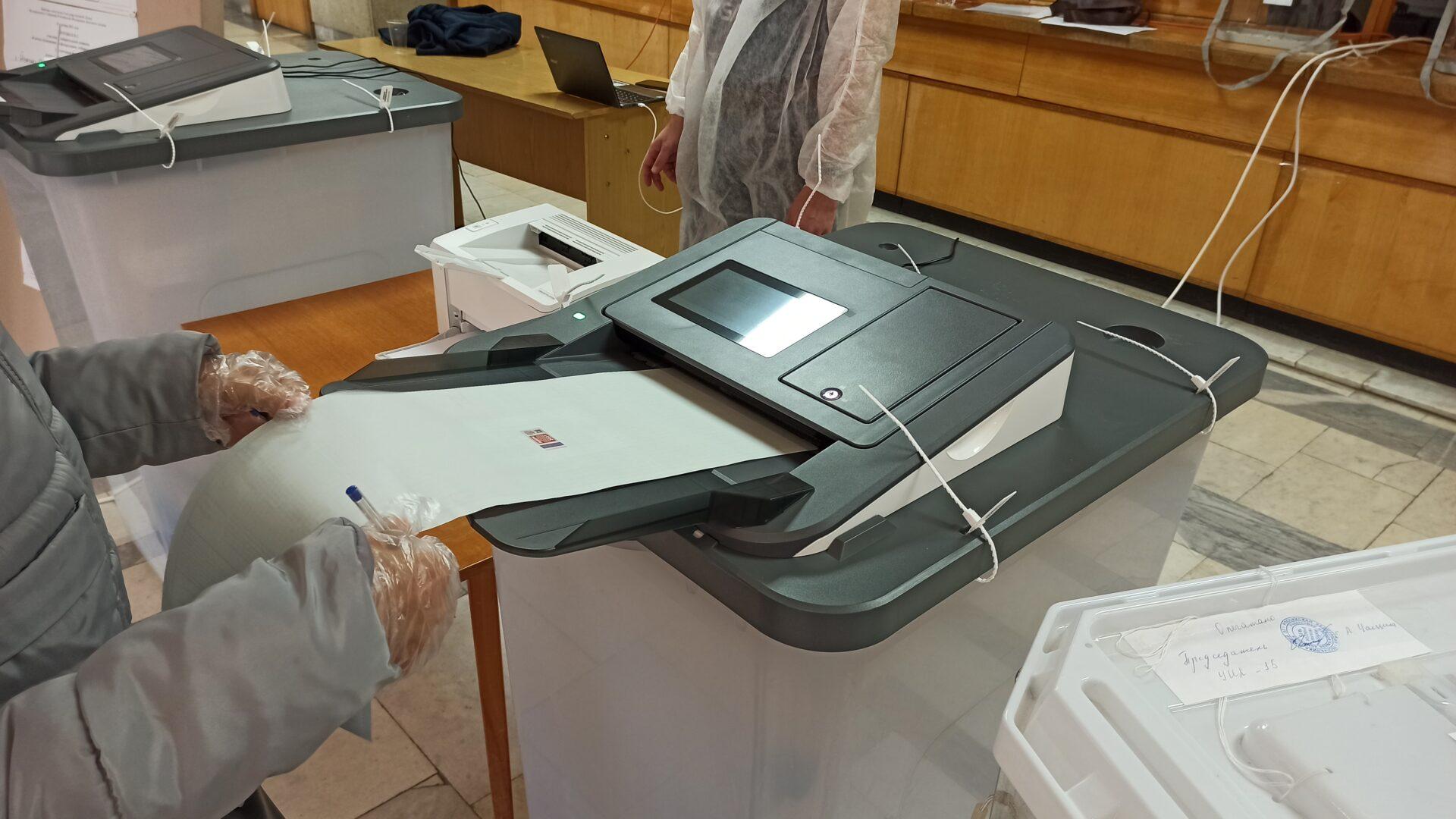 В первый день выборов проголосовали почти 90 тысяч жителей Марий Эл