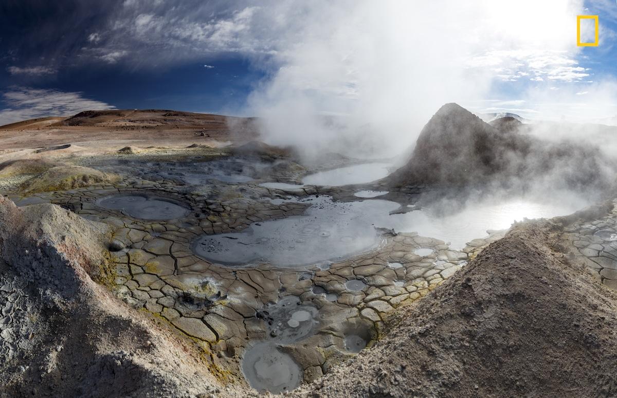 Смесь солей магния и натрия в ранней Земле помогла зарождению жизни