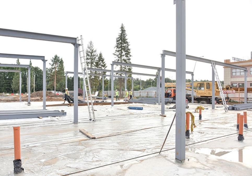В Йошкар-Оле при прокладке сетей к новому автовокзалу был применен метод прокола