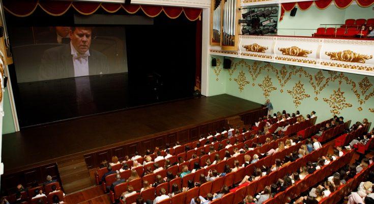 1 сентября после модернизации в Йошкар-Оле открыли виртуальный концертный зал