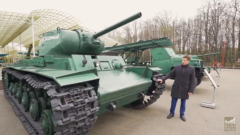Московский Музей Победы пригласил жителей Республики Марий Эл на онлайн-программу ко Дню танкиста