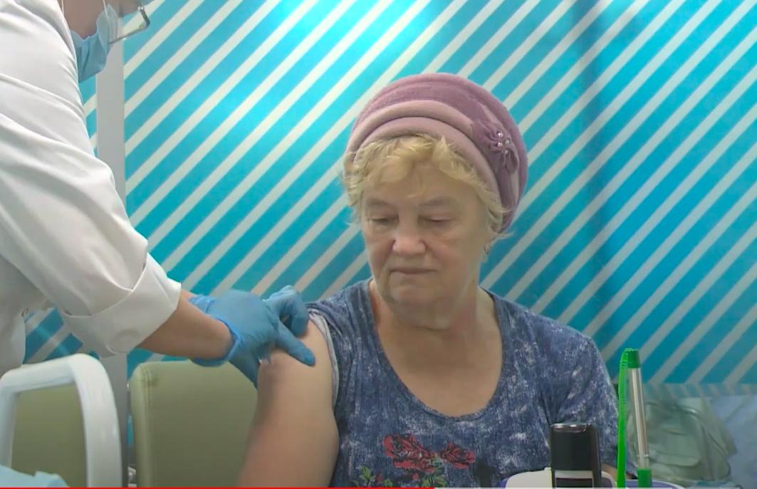 В Йошкар-Оле открылся новый пункт вакцинации против гриппа и коронавируса