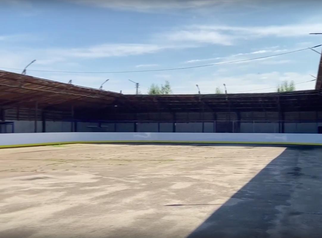 В 6 районах Марий Эл появились хоккейные коробки