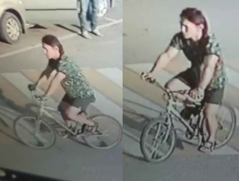 В Марий Эл полицейские ведут розыск педофила на велосипеде