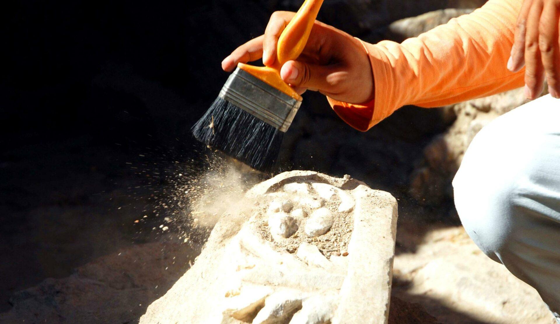 Археологи из Украины обнаружили остатки вигвама старше 30 тысяч лет