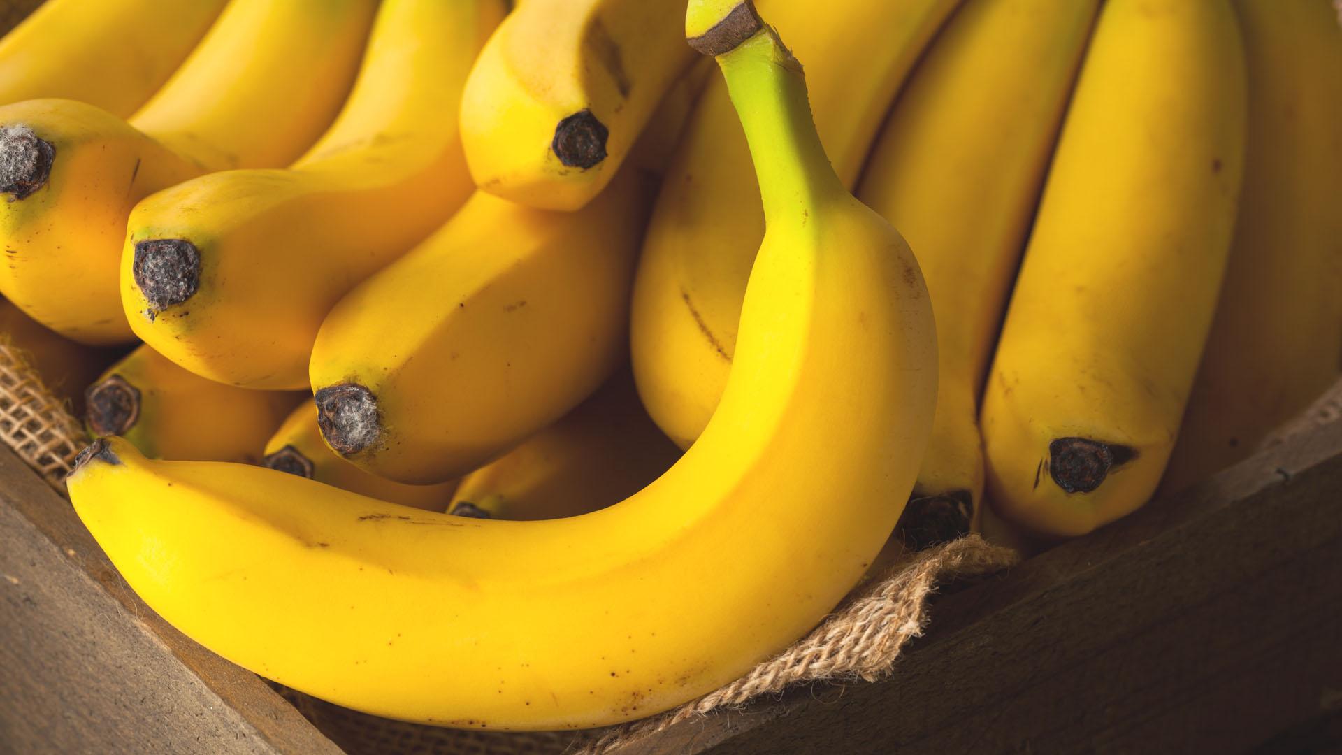 Sohu: изогнутые бананы бывают более спелыми, чем прямые