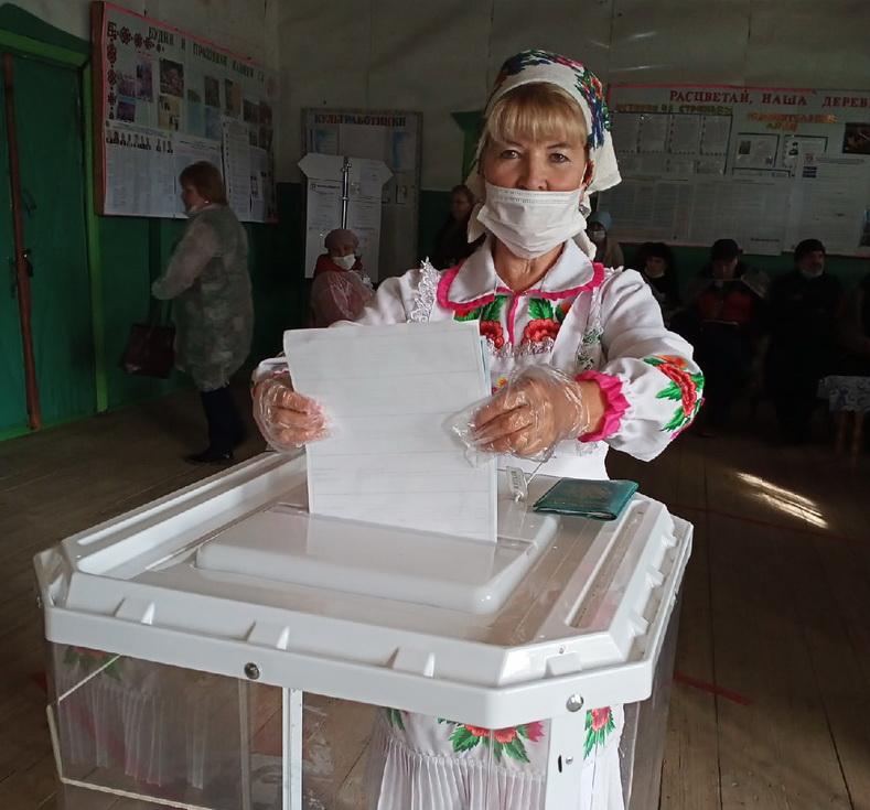 Такие разные выборы 2021: ситуации на избирательных участках