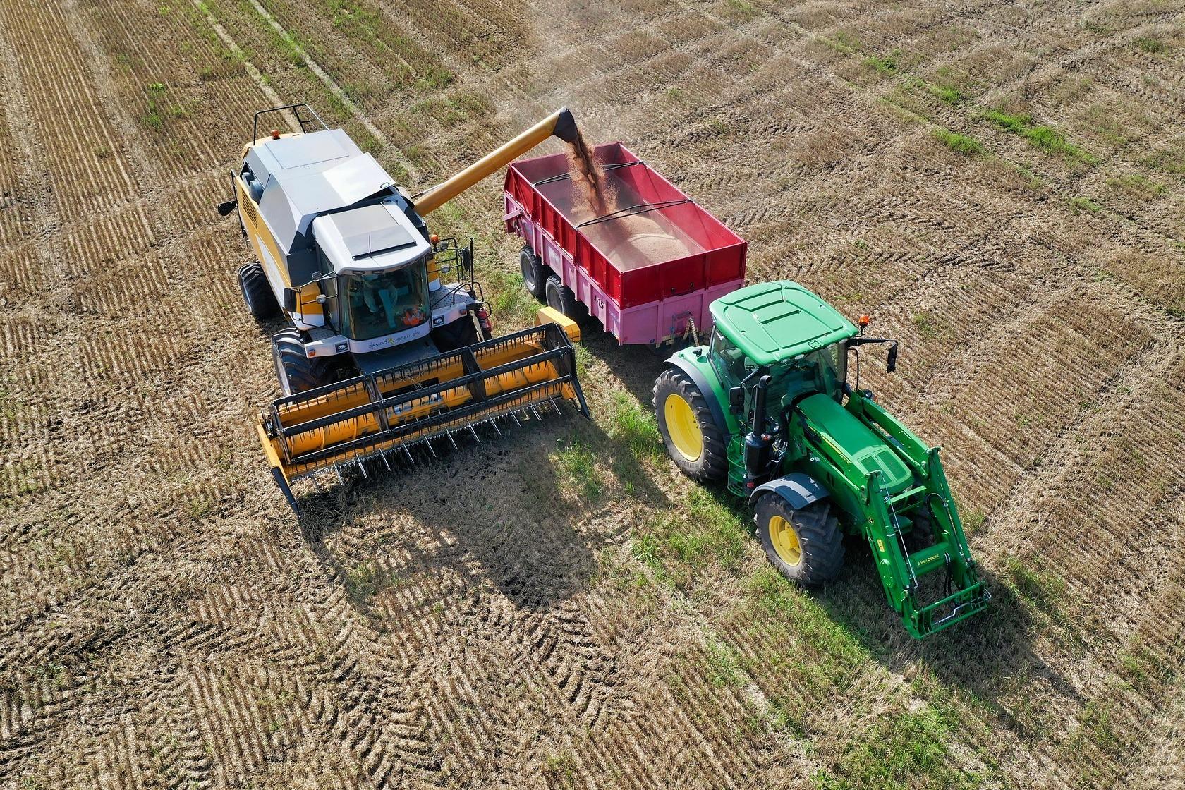 Россия захватывает мир поставками продовольствия вместо применения оружия