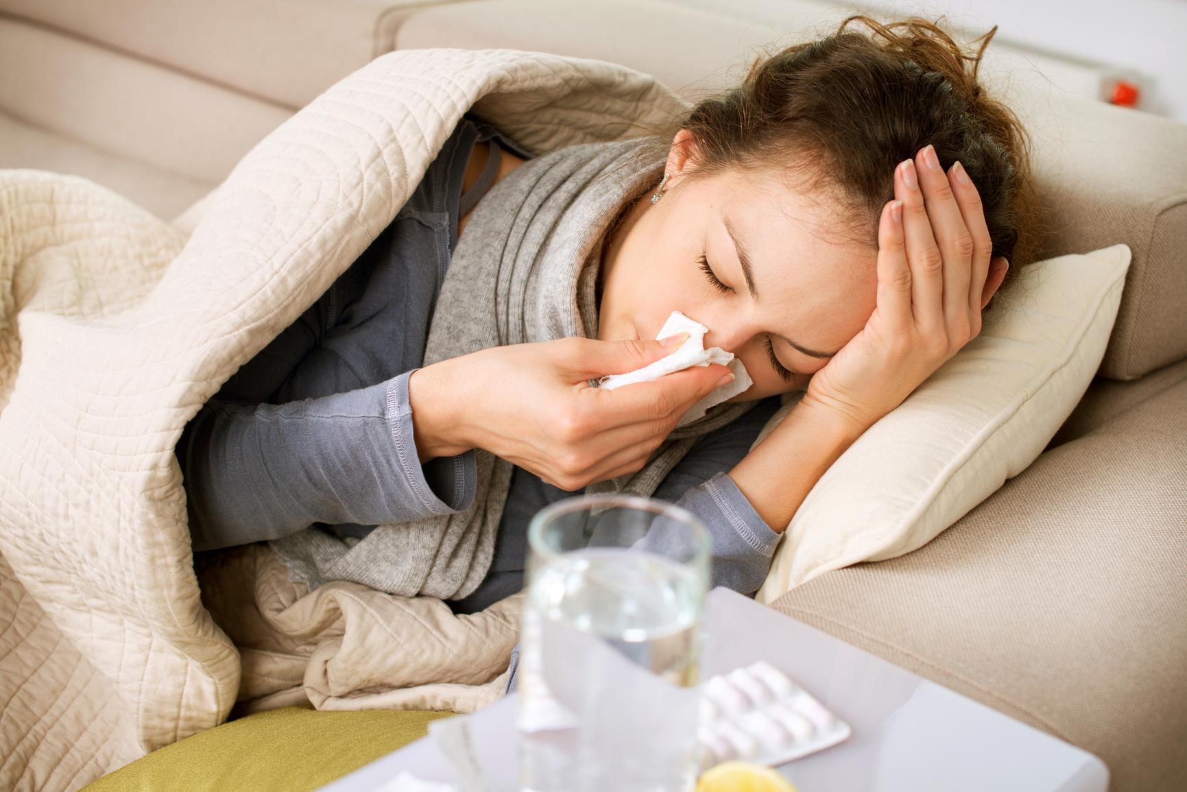 Названы отличия между гриппом и коронавирусом