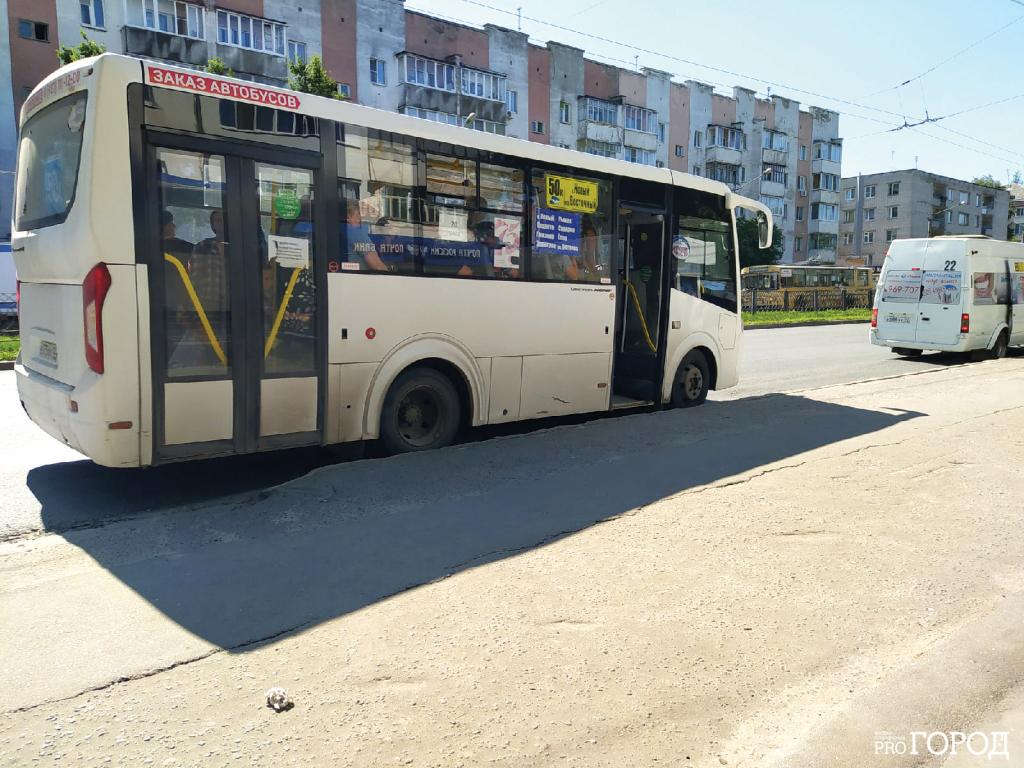 В Йошкар-Оле поменялась схема движения автобуса №50