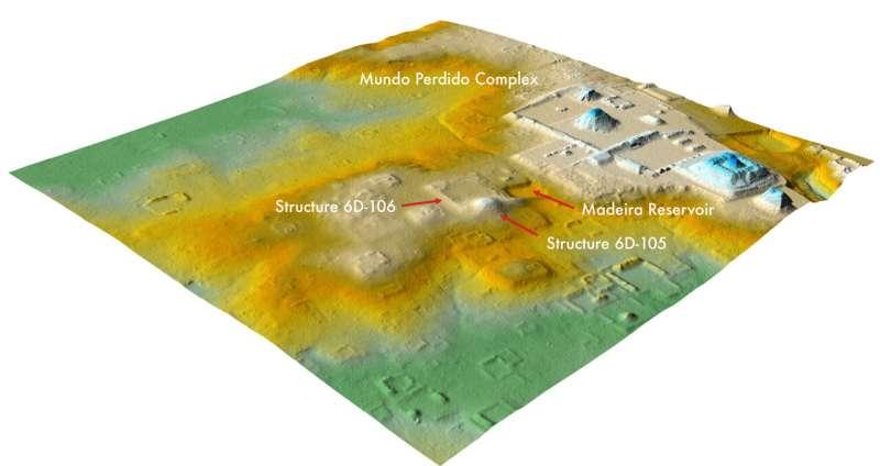 В Гватемале археологами найдены скрытые окрестности древнего города Майя