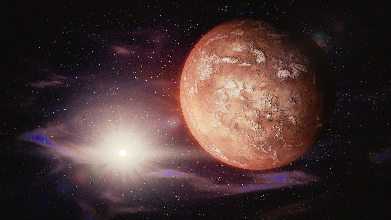 Изотопный анализ показал, что размеры Марса делают его непригодным для жизни