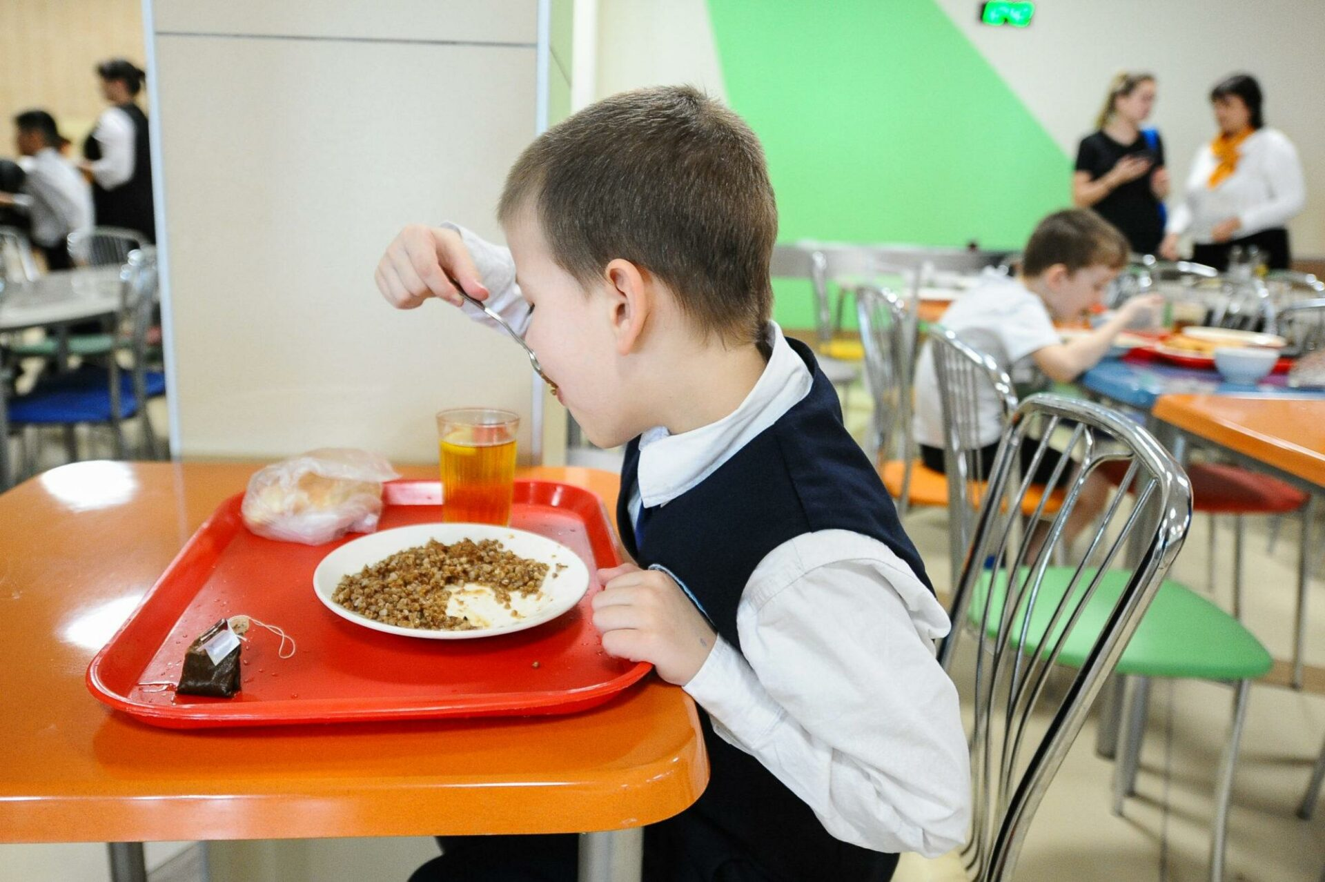 В школах Марий Эл изменили нормативы питания