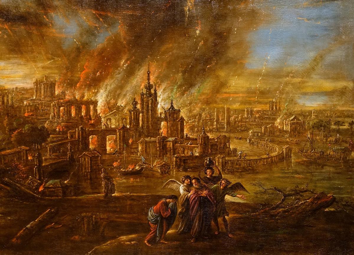 Древний город в долине реки Иордан мог быть уничтожен в результате космического удара