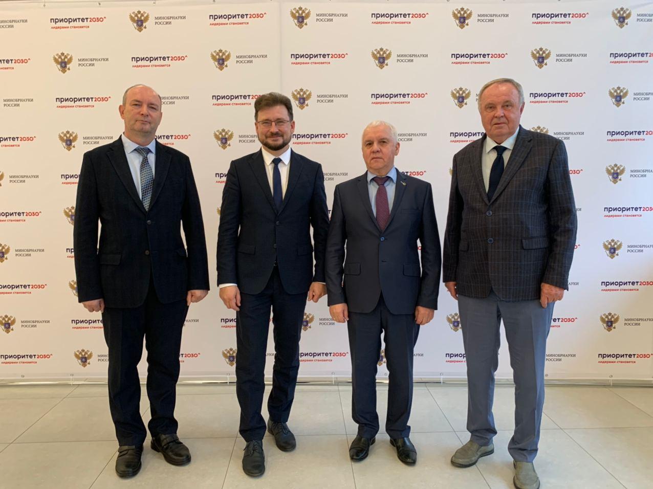 Волгатех прошел первый этап отбора программы «Приоритет 2030»