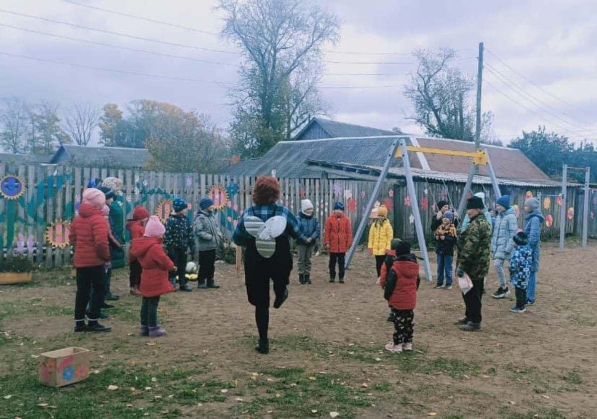 В Мари-Турекском районе на средства гранта построили «Островок здоровья»