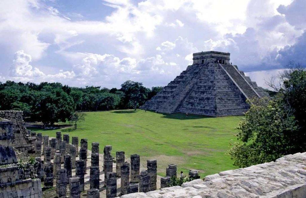 Ученые Университета Колорадо нашли пирамиды, служившие защитой для майя