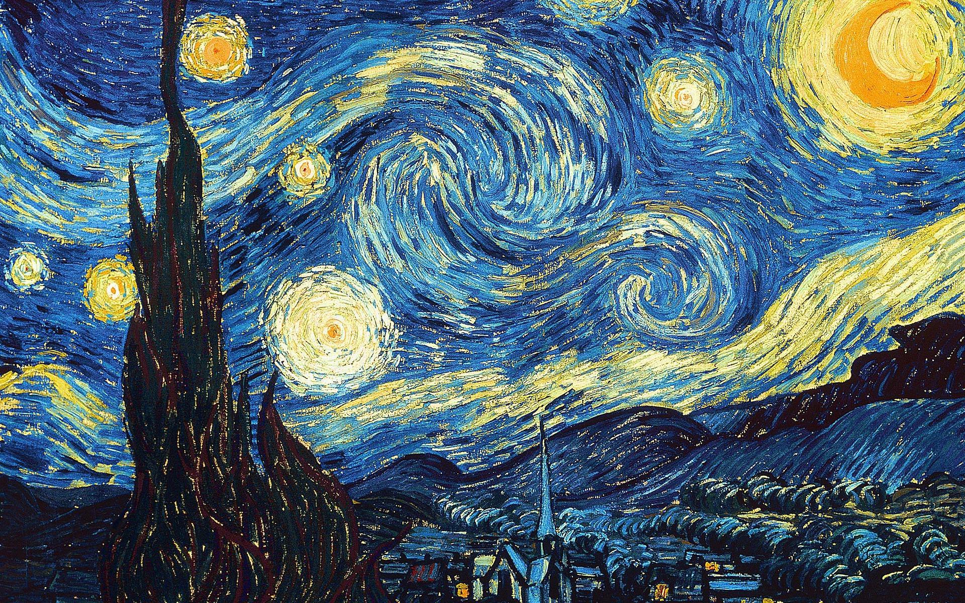 NC: Учеными из США определена формула успеха картин Ван Гога
