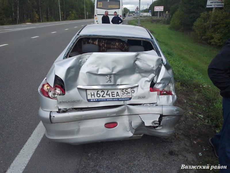 Сразу четыре ДТП с пострадавшими произошло в Марий Эл за минувшие сутки