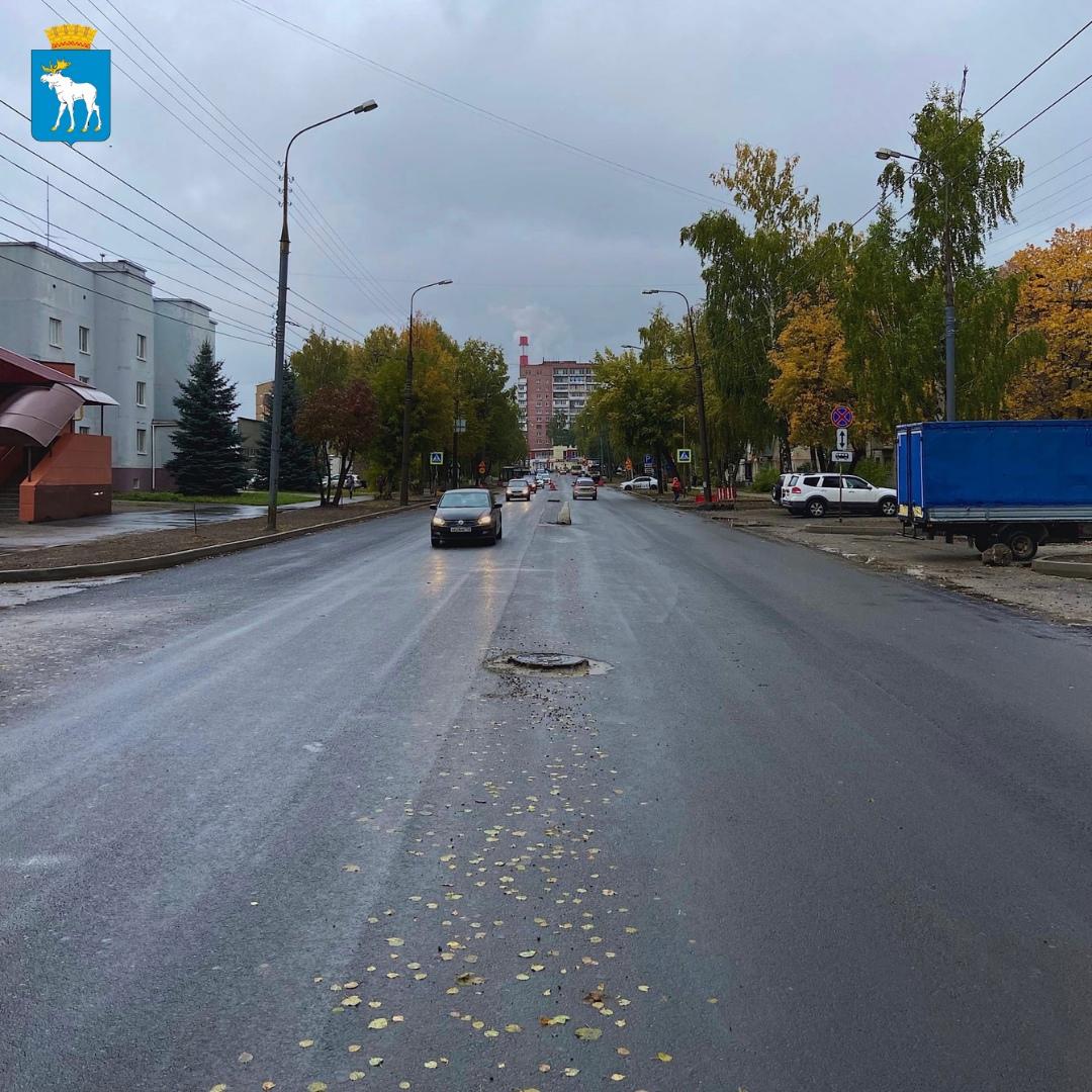 В Йошкар-Оле на ул. Панфилова переустроили колодцы