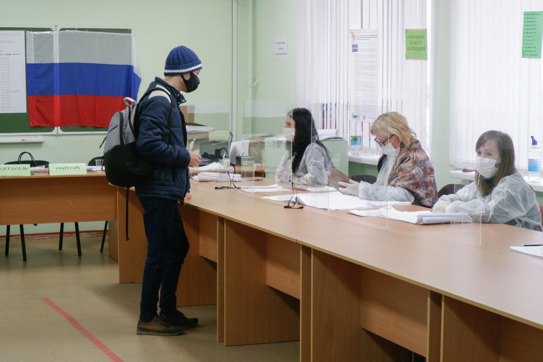 В Марий Эл завершилось голосование на выборах в Госдуму