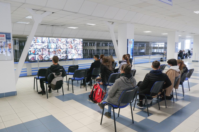За ходом выборов в Марий Эл наблюдали активные студенты