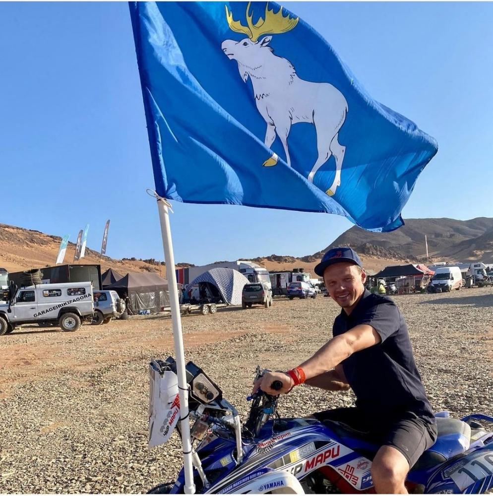 Квадроциклист из Йошкар-Олы завоевал серебро на чемпионате мира в Марокко