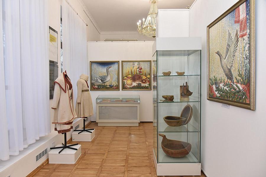 Национальный музей имени Евсеева стал одним из 10 победителей гранта Российского фонда культуры