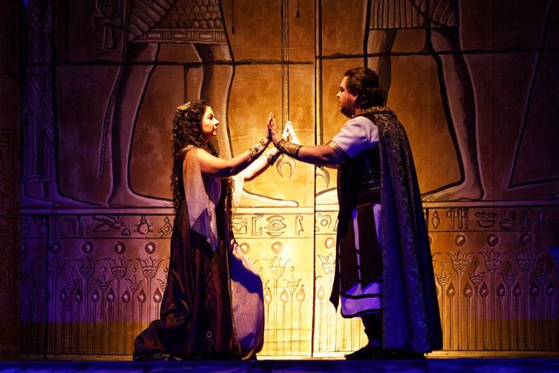 В Йошкар-Оле впервые прошел фестиваль оперного искусства имени Андрея Эшпая