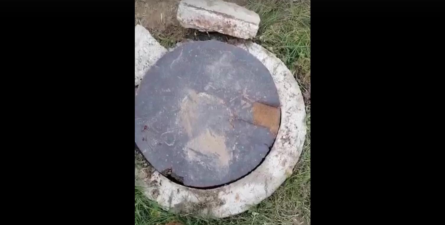 В Волжске 4-летний мальчик провалился в колодец канализации