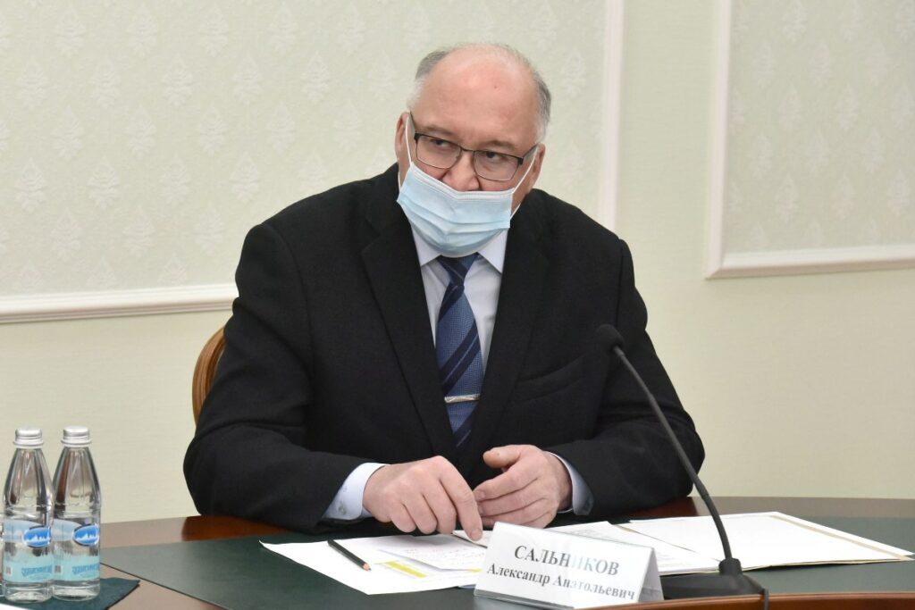 Глава Марий Эл призвал население республики вакцинироваться от COVID-19