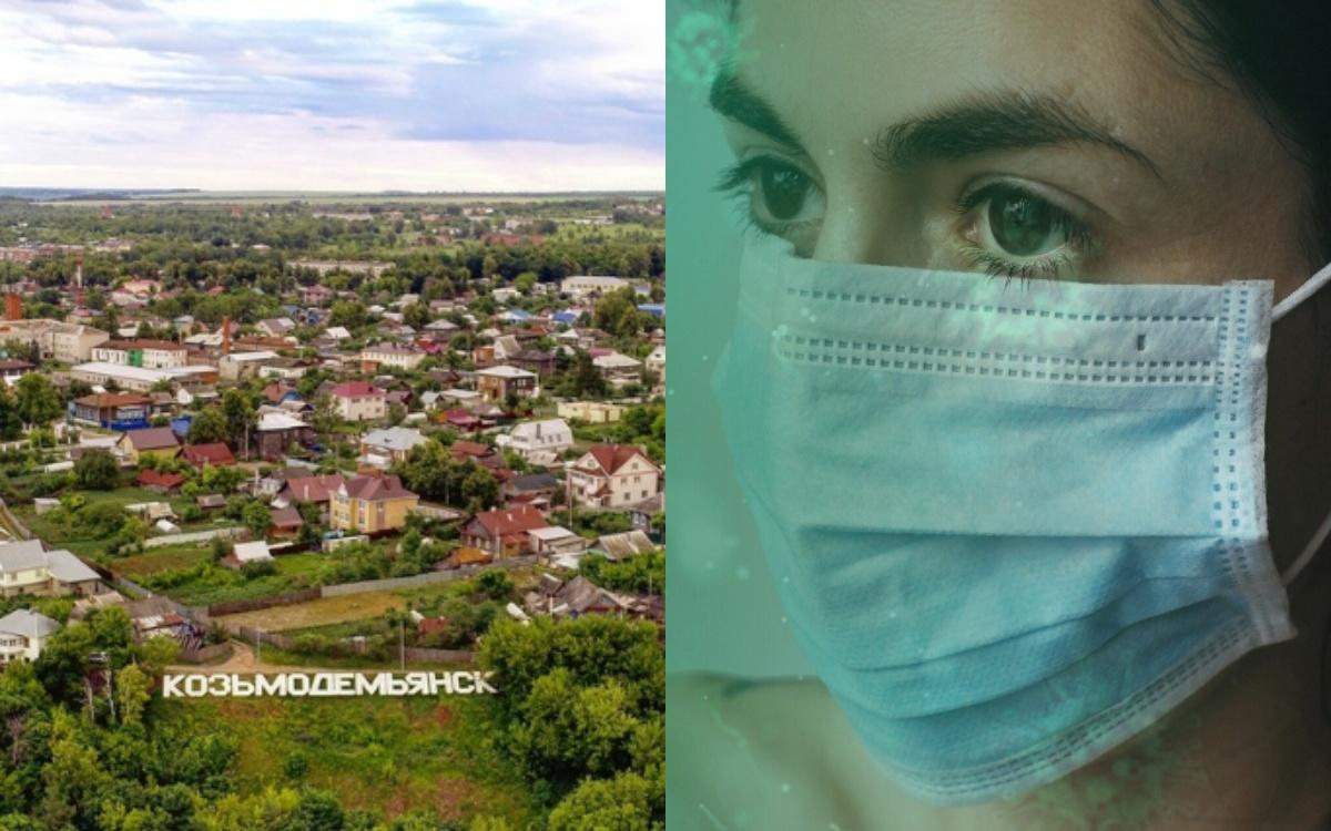 В Марий Эл в Козьмодемьянской больнице открыли 15 дополнительных COVID-коек