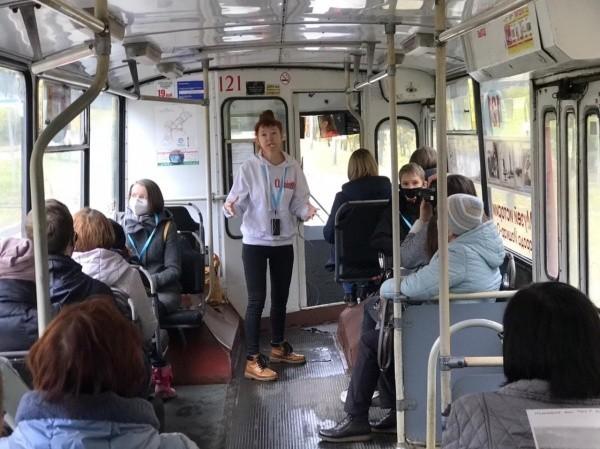ТИЦ Йошкар-Олы возобновил троллейбусные экскурсии