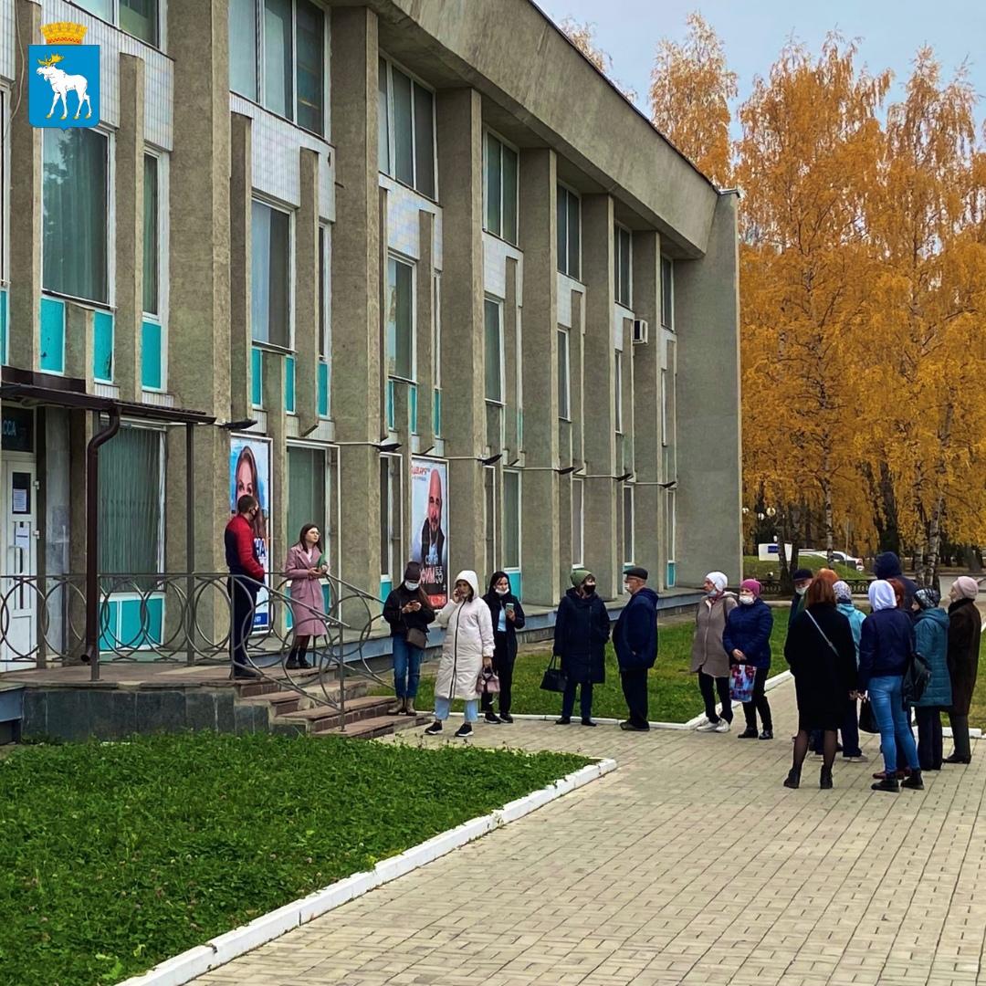 В Центре вакцинации Йошкар-Олы прибавилось посетителей